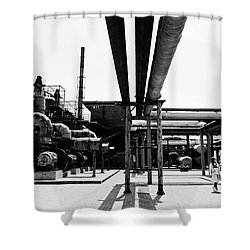 798 Art Zone Shower Curtain