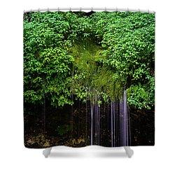 A Hidden Gem Shower Curtain