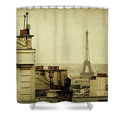 A Room With A View Shower Curtain