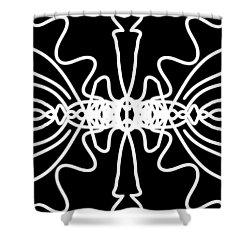 A Womans Lot Shower Curtain