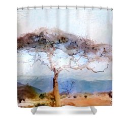 African Journey Shower Curtain