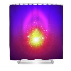 All Self Shower Curtain
