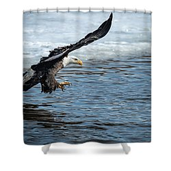 Almost Got It Shower Curtain