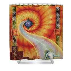 Amaizeing Grace Shower Curtain