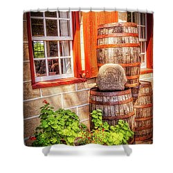 An Abundance Of Sweetness Shower Curtain