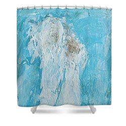 Angles Of Dreams Shower Curtain