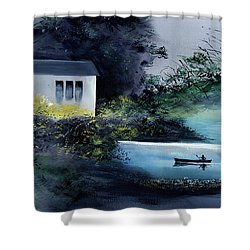 Another White House Shower Curtain