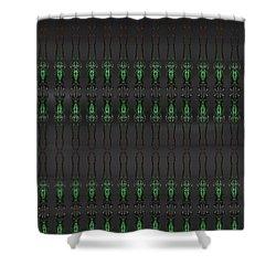Art Deco Design 10 Shower Curtain
