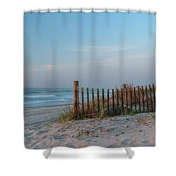 At 82nd Shower Curtain