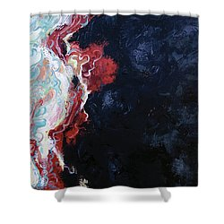 Atmospheric Shift Shower Curtain
