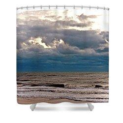 Autumn Air Shower Curtain