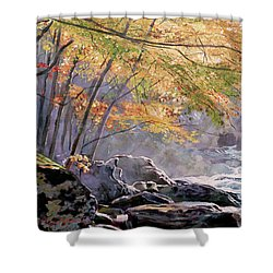 Autumn Glen Shower Curtain