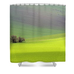 Autumn In South Moravia 13 Shower Curtain