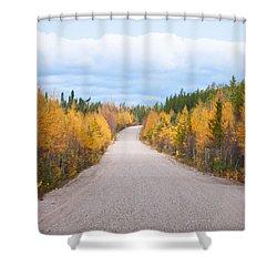 Autumn In Ontario Shower Curtain