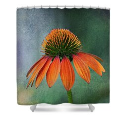 Shower Curtain featuring the photograph Awaiting  Pollination by Dale Kincaid