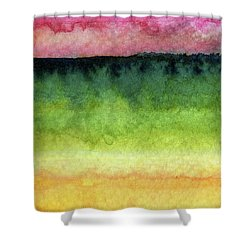 Awakened Too Shower Curtain
