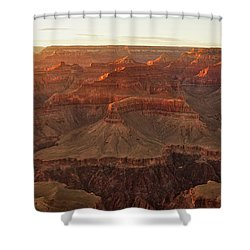 Shower Curtain featuring the photograph Awash With Light by Rick Furmanek