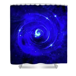 Beginner's Journey Shower Curtain