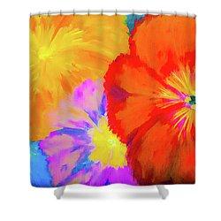 Bloom 2 Shower Curtain