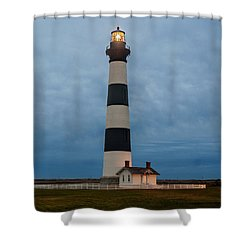 Bodie Island Lighthouse  Shower Curtain