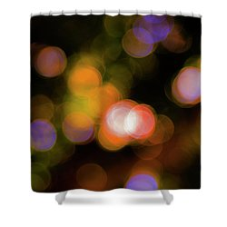 Bokehlicious  Shower Curtain