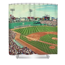 Boston Mass Fenway Park Red Sox Vs Yankees Left Roof Box Day Home