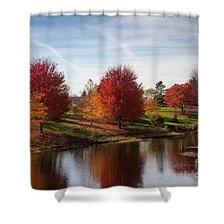 Botanic Gardens Shower Curtain