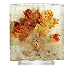 Shower Curtain featuring the photograph Bouquet Of Memories by Randi Grace Nilsberg