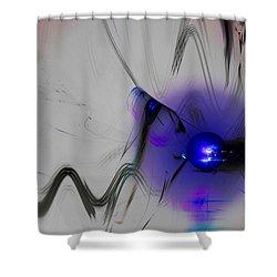 Break Away Shower Curtain