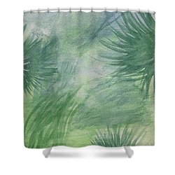 Beach Collection Breeze 1 Shower Curtain