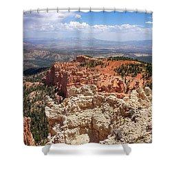 Bryce Canyon High Desert Shower Curtain