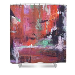 Cacophany Shower Curtain