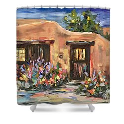 Canyon Road Casa Shower Curtain