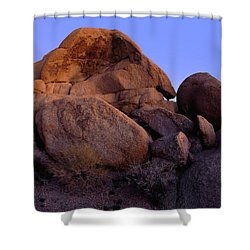Cap Rock Shower Curtain