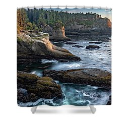 Cape Flattery Shower Curtain