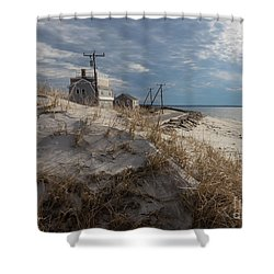 Cape Shore Life Shower Curtain