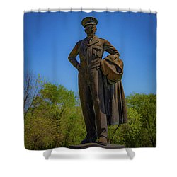 Carlyle Ike Shower Curtain