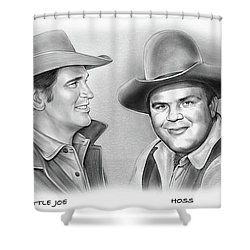 Cartwrights Shower Curtain