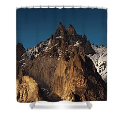 Cathedral Of Passu Shower Curtain