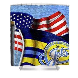 Cchs Class Of 78 Shower Curtain