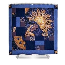 Celestial Slumber Shower Curtain