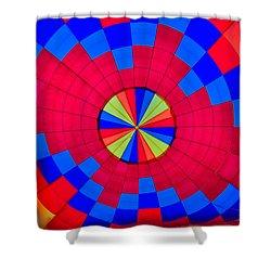 Centerpoint Shower Curtain
