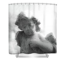 Cherub Shower Curtain