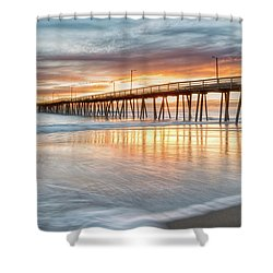 Choiceless Beauty Shower Curtain