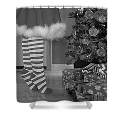 Christmas 10 Shower Curtain