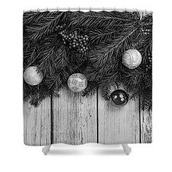 Christmas 4 Shower Curtain