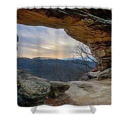 Chronicles Of The Gorge Shower Curtain