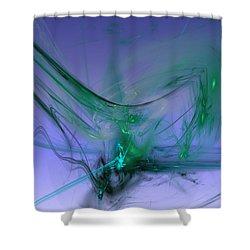 Circulus Shower Curtain