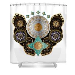 Circumplexical N0 3662 Shower Curtain