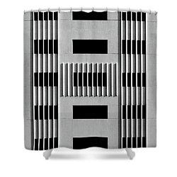 City Grids 64 Shower Curtain